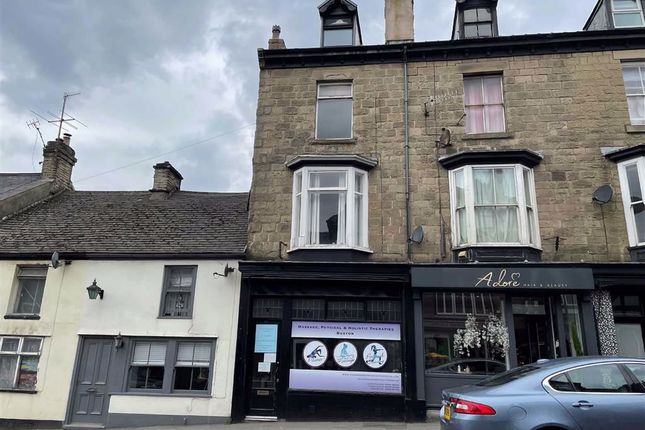 4 bed flat for sale in High Street, Buxton SK17