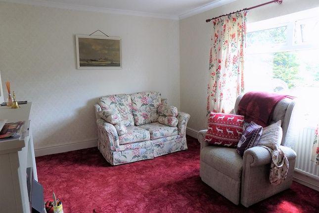 Reception Room 1 of Heol Orchwy, Treorchy, Rhondda Cynon Taff. CF42
