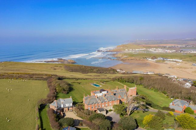 Thumbnail Flat for sale in Efford Down Park, Bude