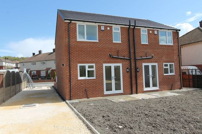 Thumbnail Semi-detached house to rent in Chestnut Street, Grimethorpe, Barnsley