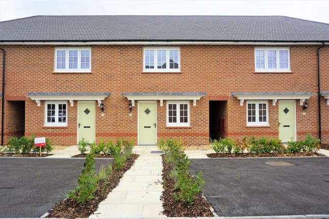 Thumbnail Terraced house for sale in 17 Shire Way, Tattenhall, Chester
