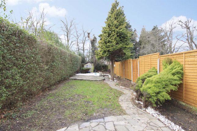 Garden of Glisson Road, Uxbridge UB10
