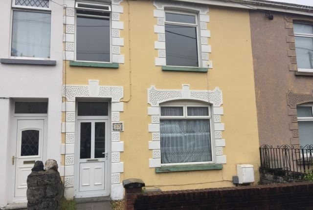 Thumbnail Terraced house to rent in Brunant Road, Gorseinon