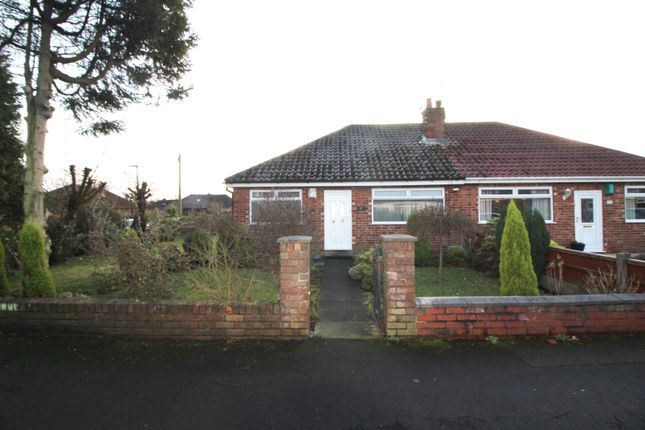 Thumbnail Semi-detached bungalow to rent in Kenilworth Drive, Hindley Green, Wigan