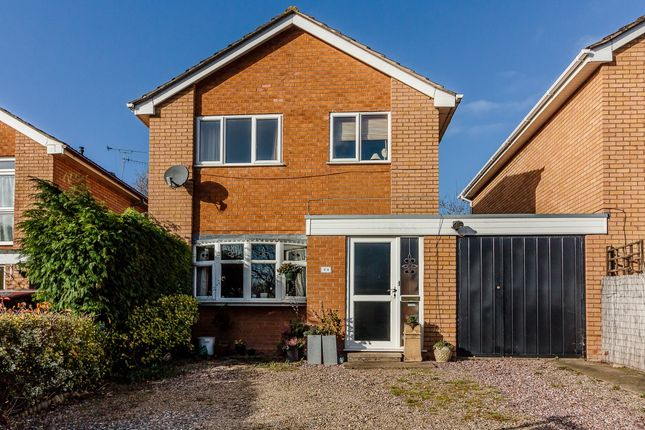 Thumbnail Link-detached house for sale in Park Way, Droitwich, Worcestershire
