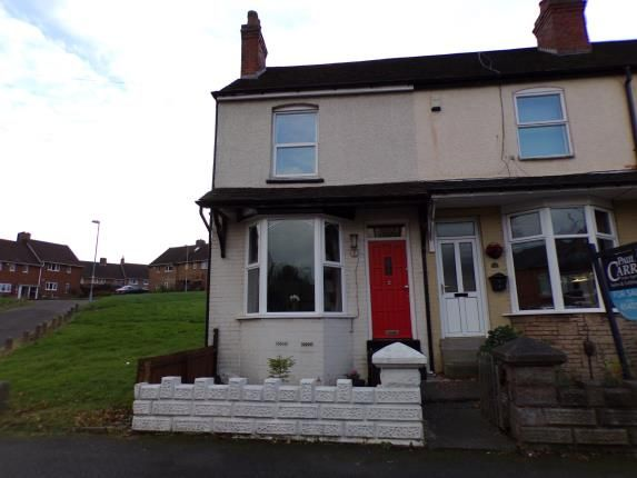 Thumbnail End terrace house for sale in Daw End Lane, Walsall, West Midlands