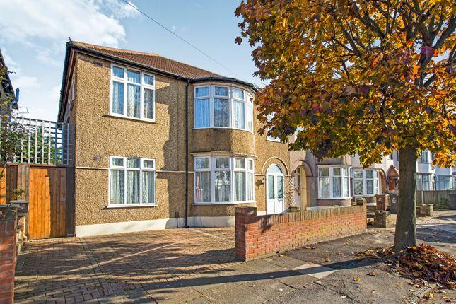 Thumbnail End terrace house for sale in Hurstbourne Gardens, Barking