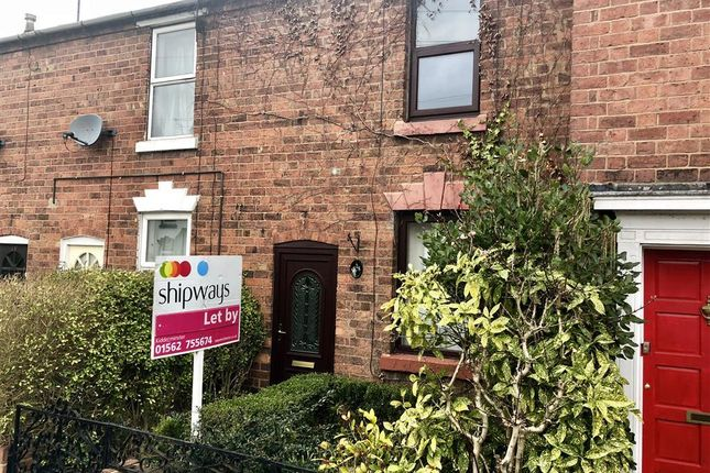 2 bed property to rent in St. Johns Street, Kidderminster