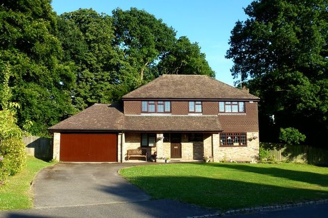 4 bed detached house for sale in The Quarries, Mannings Heath, Horsham