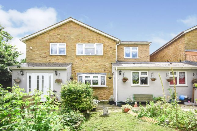 Thumbnail Detached house for sale in Basildon, Essex, United Kingdom