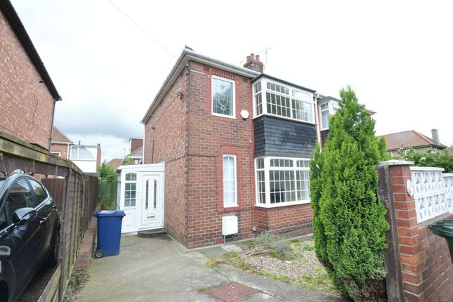 Thumbnail Semi-detached house to rent in Hadstone Place, North Fenham, Newcastle Upon Tyne