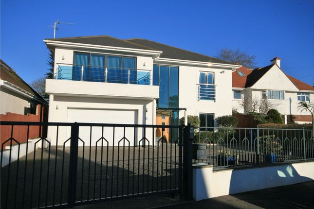 Thumbnail Detached house to rent in Elms Avenue, Poole