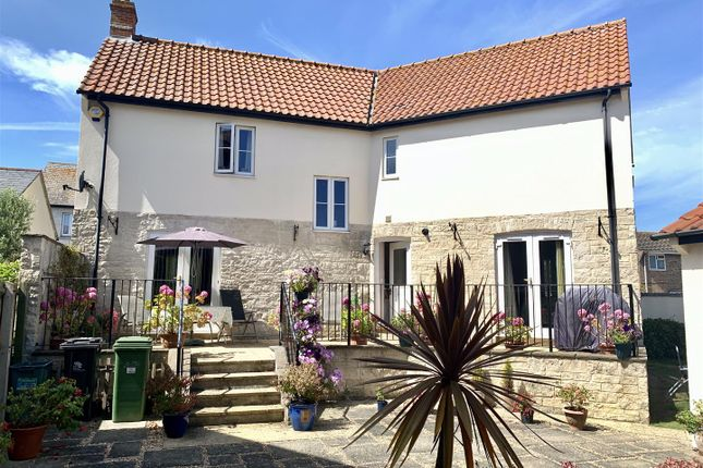 Thumbnail Detached house for sale in Vines Place, Weymouth