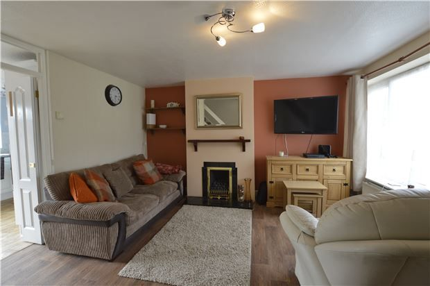 Terraced house for sale in Wrington Close, Little Stoke, Bristol