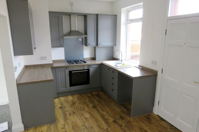 Thumbnail Terraced house to rent in Irvin Terrace, Castleford