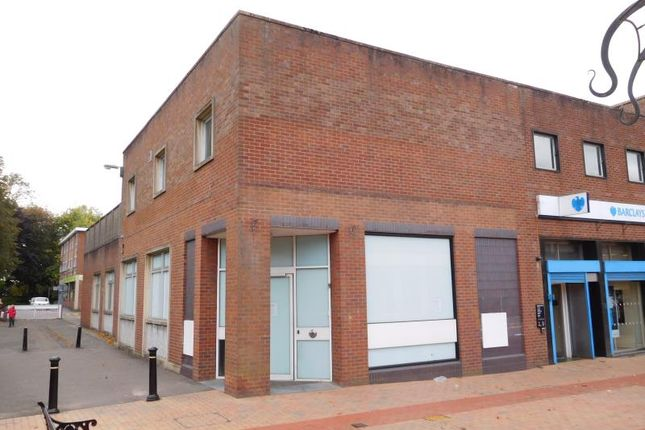 Thumbnail Retail premises to let in 2, All Saints Square, Bedworth