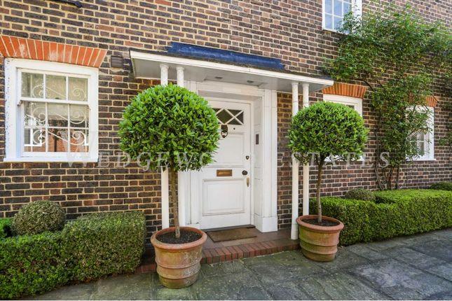 Thumbnail End terrace house for sale in Holland Park Road, Kensington, London