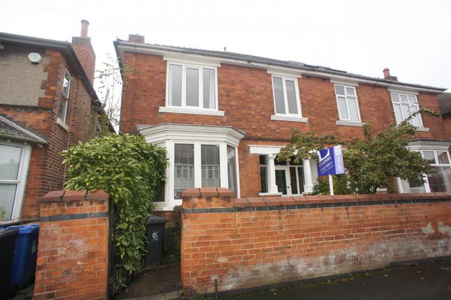 Thumbnail Semi-detached house to rent in Fairfield Road, New Normanton, Derby