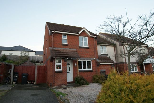 3 bed end terrace house for sale in Jasmine Grove, Paignton