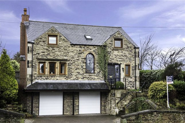 Thumbnail Detached house for sale in Huddersfield Road, Liversedge, West Yorkshire