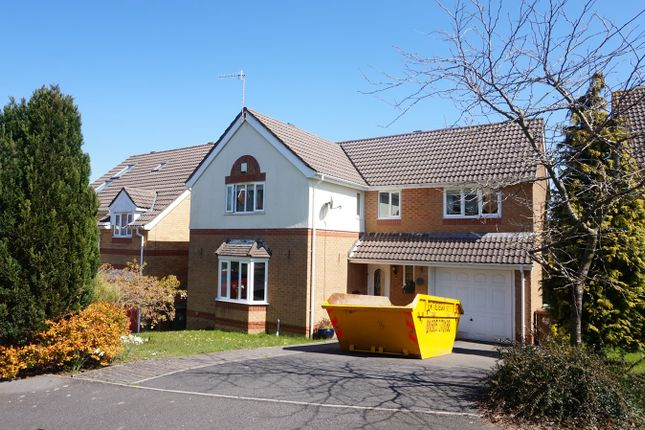 Thumbnail Detached house for sale in St Andrews Drive, Pontllanfraith, Blackwood