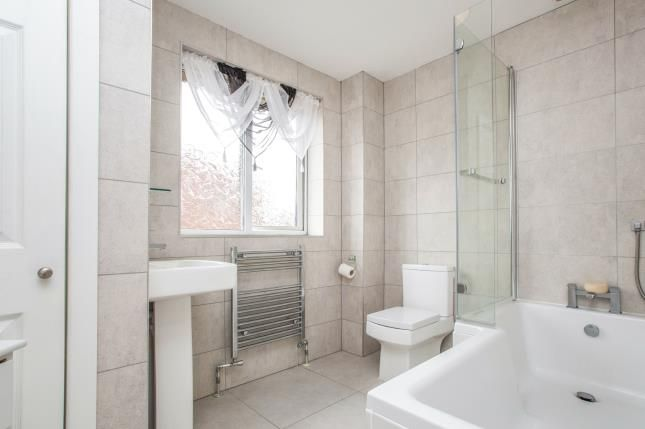 Bathroom of Kiln Croft, Clayton-Le-Woods, Chorley, Lancashire PR6