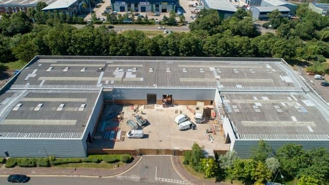 Thumbnail Warehouse to let in Unit 15/16 Granby Industrial Estate, Milton Keynes