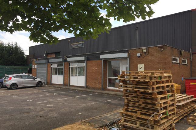 Thumbnail Industrial to let in Unit 2 Garretts Green Industrial Estate, Valepitts Road, Birmingham