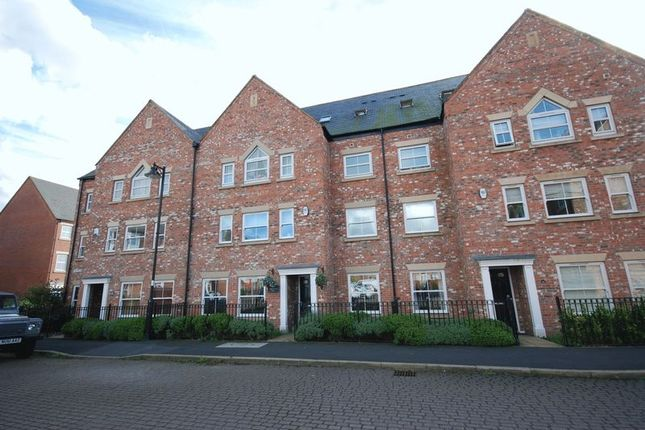 Thumbnail Mews house for sale in Netherwitton Way, Gosforth, Newcastle Upon Tyne