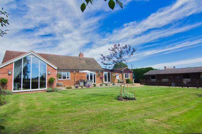 4 bed equestrian property for sale in Welsh Lane, Stowe, Buckingham MK18