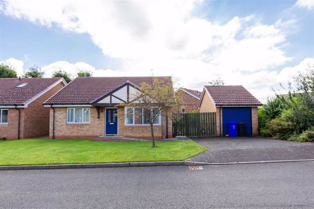 3 bed detached bungalow for sale in Croft Way, Belford, Northumberland NE70