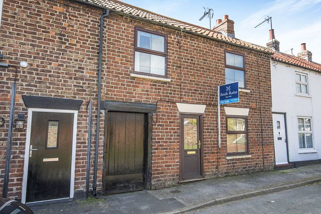 Thumbnail Terraced house for sale in Church Lane, Beeford, Driffield
