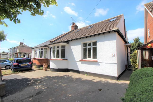 4 bed semi-detached bungalow for sale in Olivia Drive, Leigh-On-Sea, Essex SS9