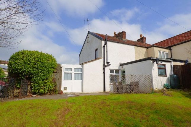 Thumbnail Terraced house for sale in Challow Drive, Milton, Weston-Super-Mare