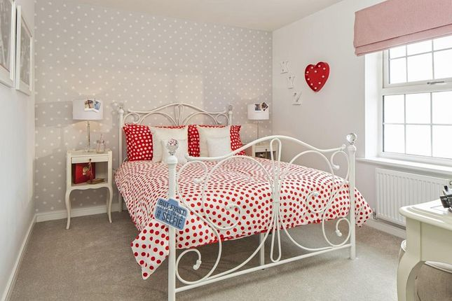 """Bedroom of """"Exeter"""" at Newport Road, St. Mellons, Cardiff CF3"""