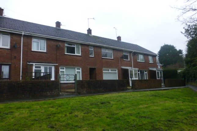 Thumbnail Terraced house to rent in Ash Grove, Carmarthen