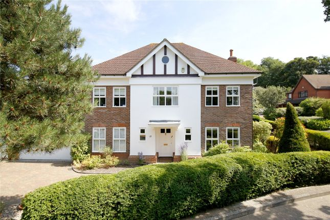 Thumbnail Detached house for sale in Wellfield Gardens, Carshalton
