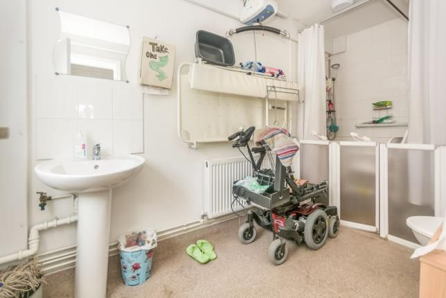 Wetroom of Stoney Lane, Yardley, Birmingham, West Midlands B25