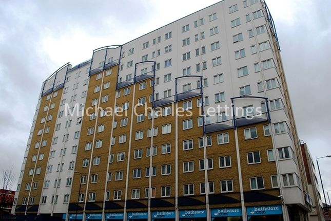 Thumbnail Property to rent in Commercial Road, London