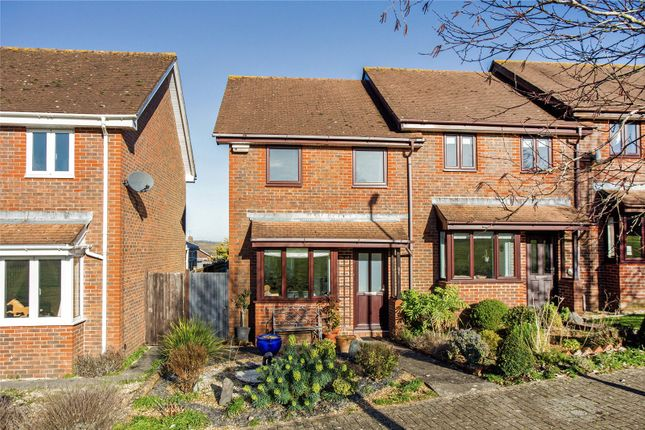 2 bed end terrace house for sale in Benenden Green, Alresford, Hampshire SO24