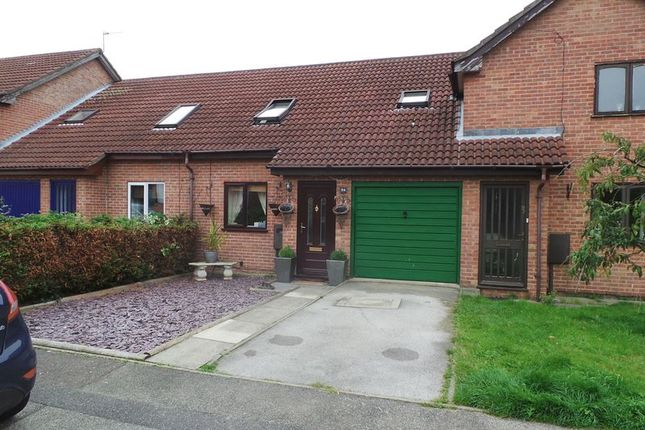 Thumbnail Property to rent in Hazelwood Drive, Gonerby Hill Foot, Grantham