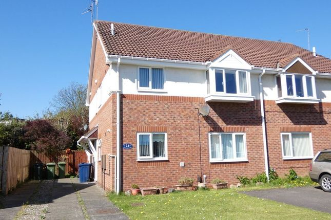 Thumbnail Flat to rent in Chaucer Close, Gateshead