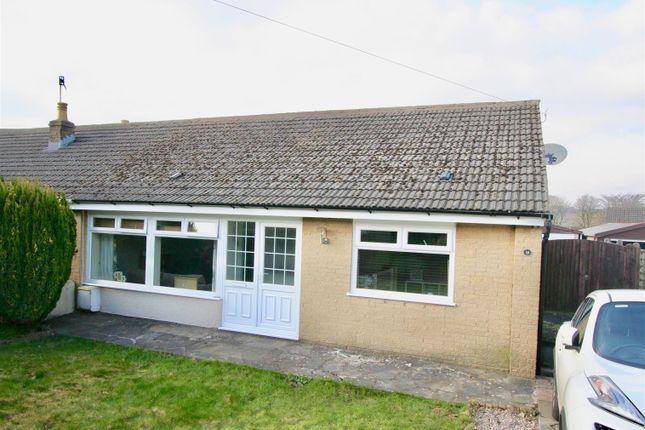 Thumbnail Semi-detached bungalow for sale in Pinewood Avenue, Brookhouse, Lancaster