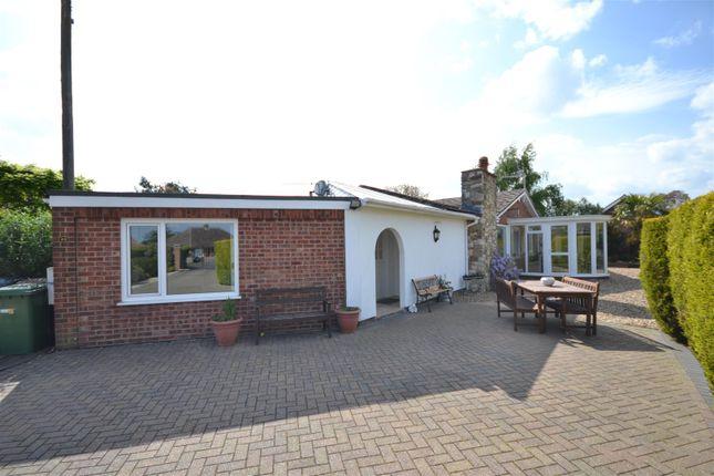 Thumbnail Detached bungalow for sale in Hellesdon, Norwich