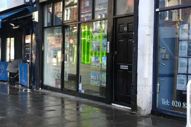 Thumbnail Retail premises to let in Grand Parade, Green Lanes, London