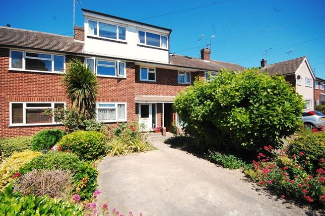 Thumbnail End terrace house for sale in Donald Way, Moulsham Lodge, Chelmsford