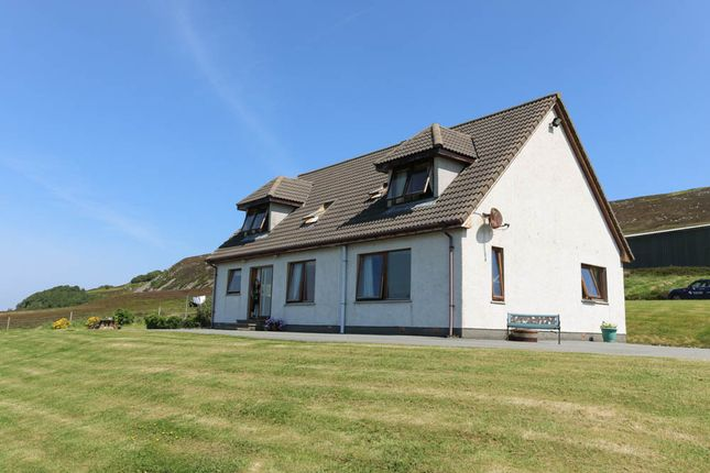 Thumbnail Detached house for sale in 4 Holoman Park, Isle Of Raasay