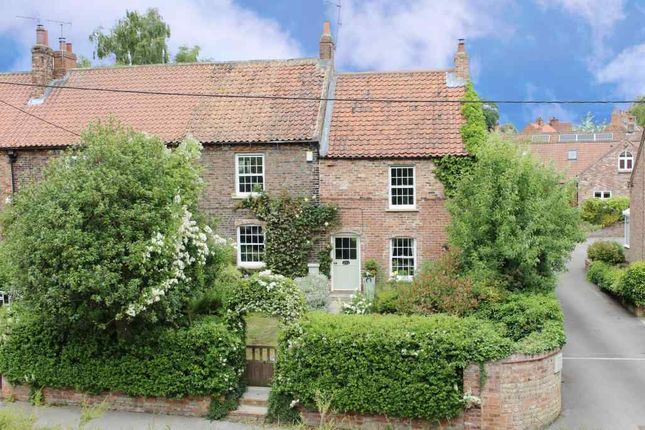 Thumbnail End terrace house for sale in Stonegate, Whixley, York