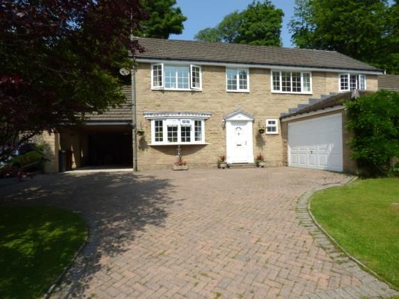 Thumbnail Detached house for sale in Park Road, Buxton, Derbyshire
