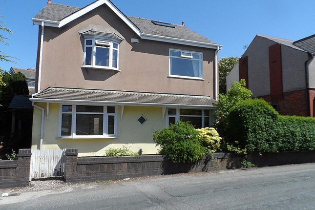 Thumbnail Detached house for sale in Park Lane, Knott End On Sea